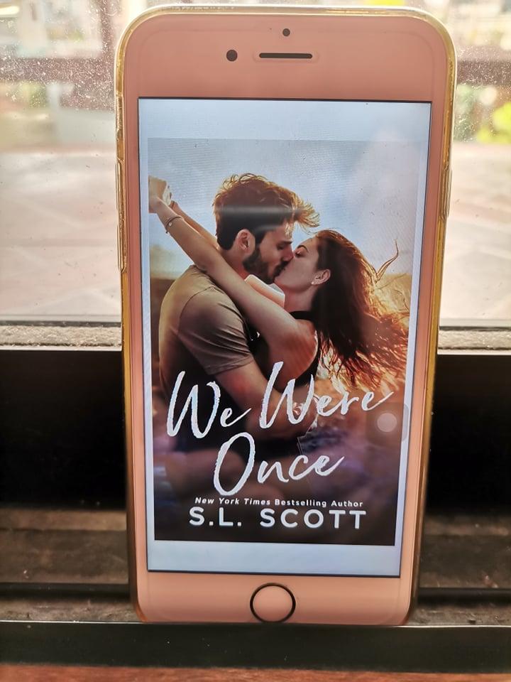 we were once s.l. scott second-chance romance