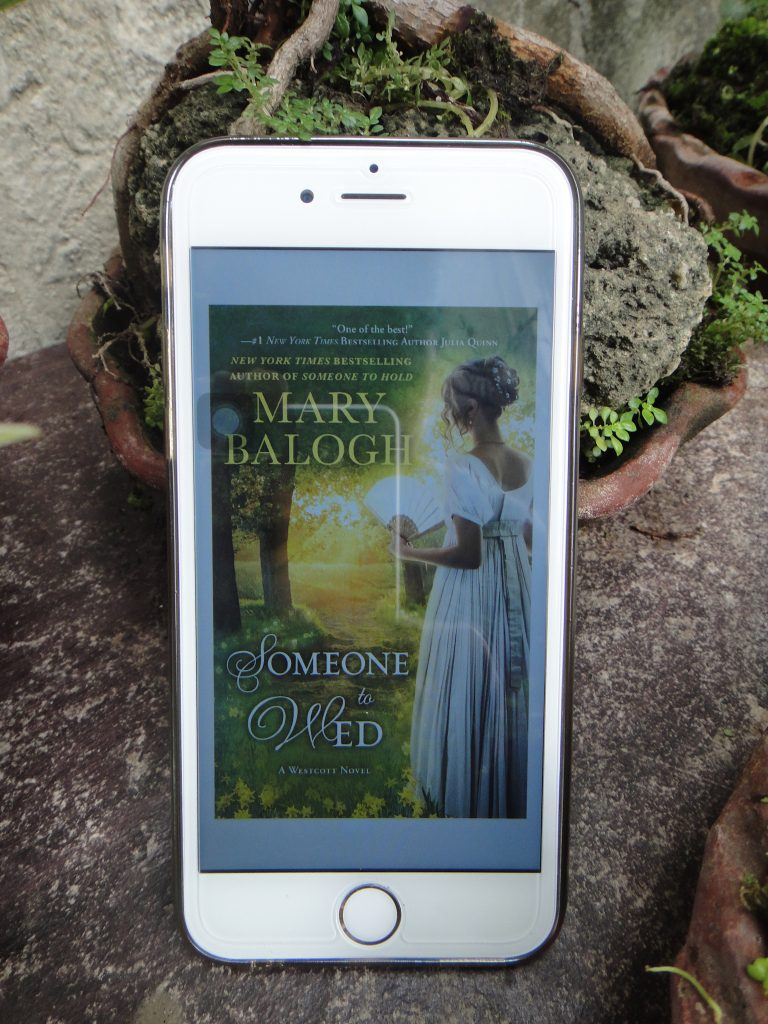 Review of Someone to Wed by Mary Balogh