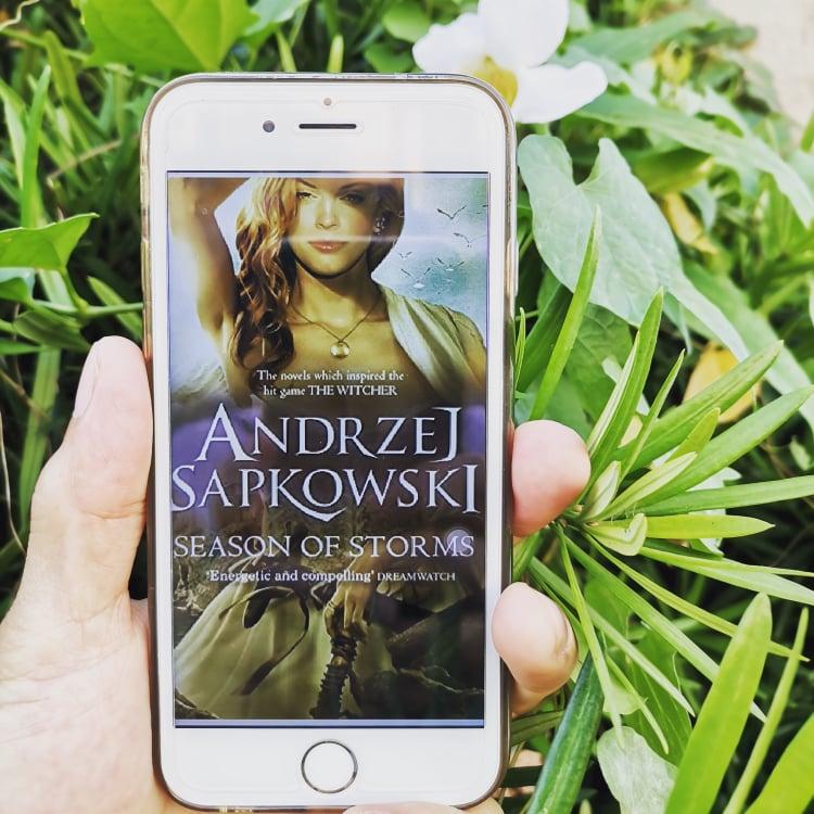 Season of Storms Andrzej Sapkowski