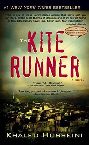 The Kite Runner byKhaled Hosseini
